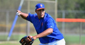 New York Mets: Closer Jeurys Familia Makes 2017 Debut at High-A Port St. Lucie