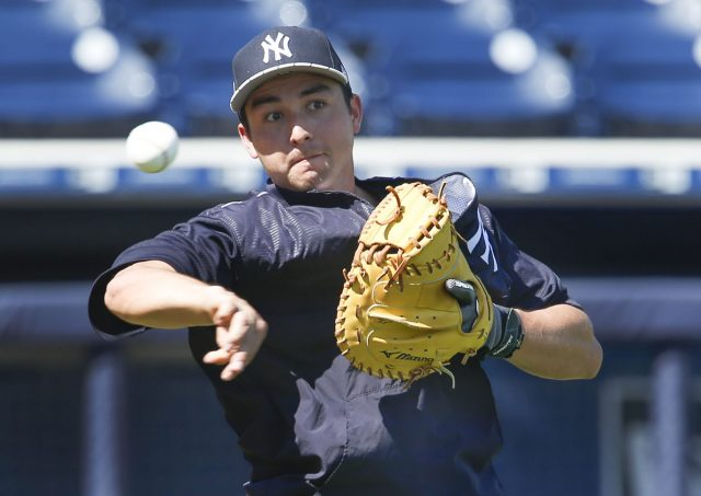 The New York Yankees Should Consider Starting Kyle Higashioka Full-Time