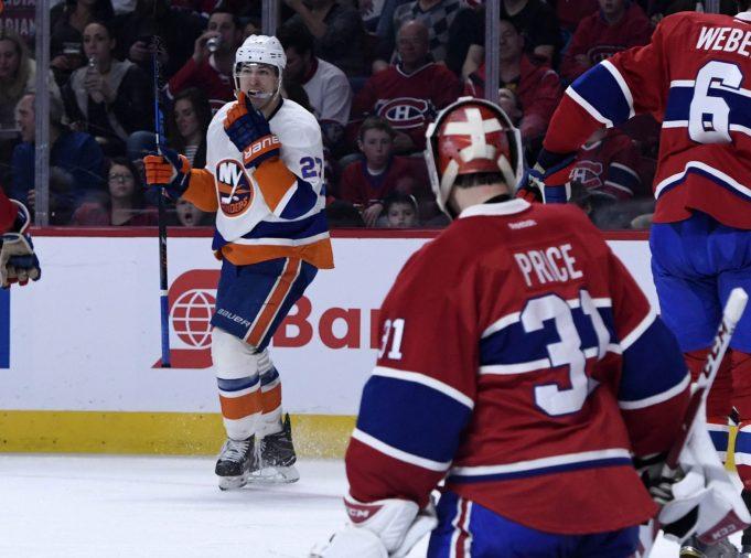New York Islanders 2017 Season Review: Anders Lee