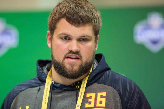 New York Giants NFL Draft Diaries: Ryan Ramczyk 1