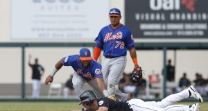 ESPN's Keith Law: New York Mets SS Amed Rosario is Baseball's Top Prospect