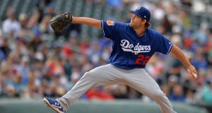 Daily Fantasy Baseball, 4/2/17: Pay For Pitching -- Clayton Kershaw, Julio Teheran 1