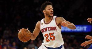 New York Knicks: Derrick Rose Tears Meniscus, Out For Season