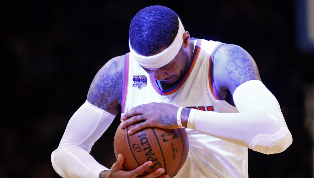 The New York Knicks Duo That Has Failed Spectacularly: Phil Jackson and Carmelo Anthony