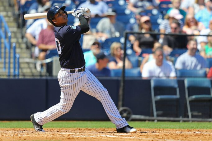 Crosstown Rival's Castoff Tearing It Up In New York Yankees System