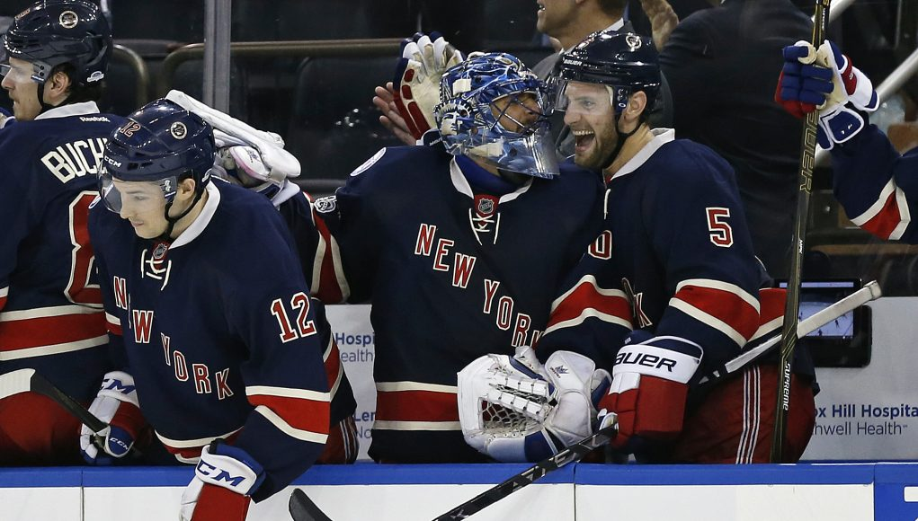 The New York Rangers, the Wild Card and the Sweet Spot 1
