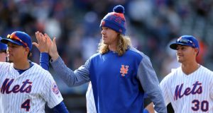 New York Mets Amazin' News, 4/4/17: Noah Syndergaard Shines, Offense Explodes in 7th