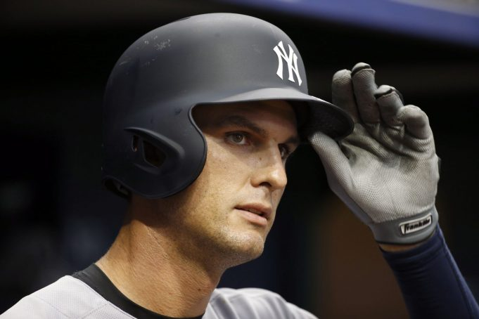 New York Yankees: There's No Reason To Agonize Over Greg Bird's Slump