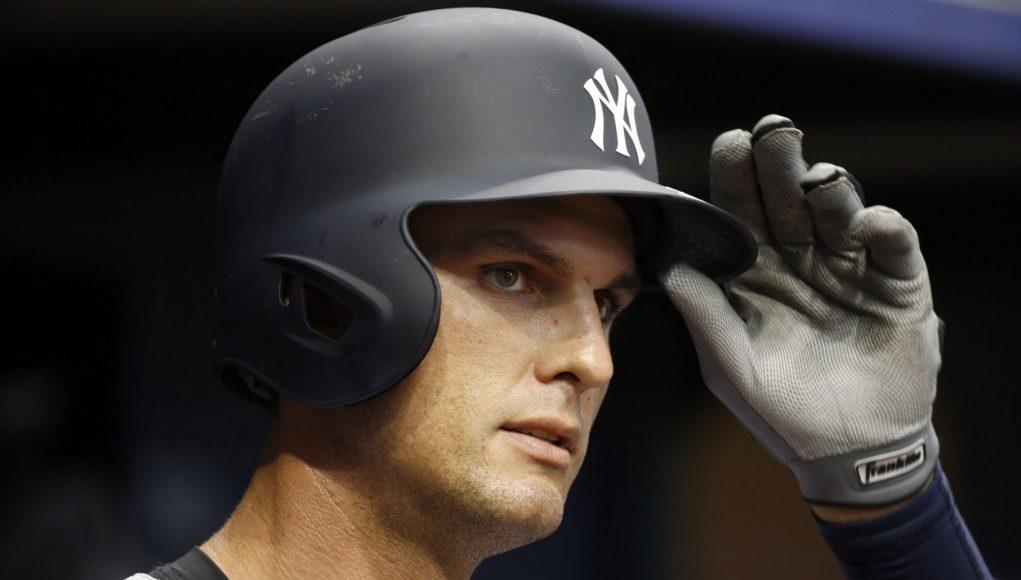 Greg Bird New York Yankees