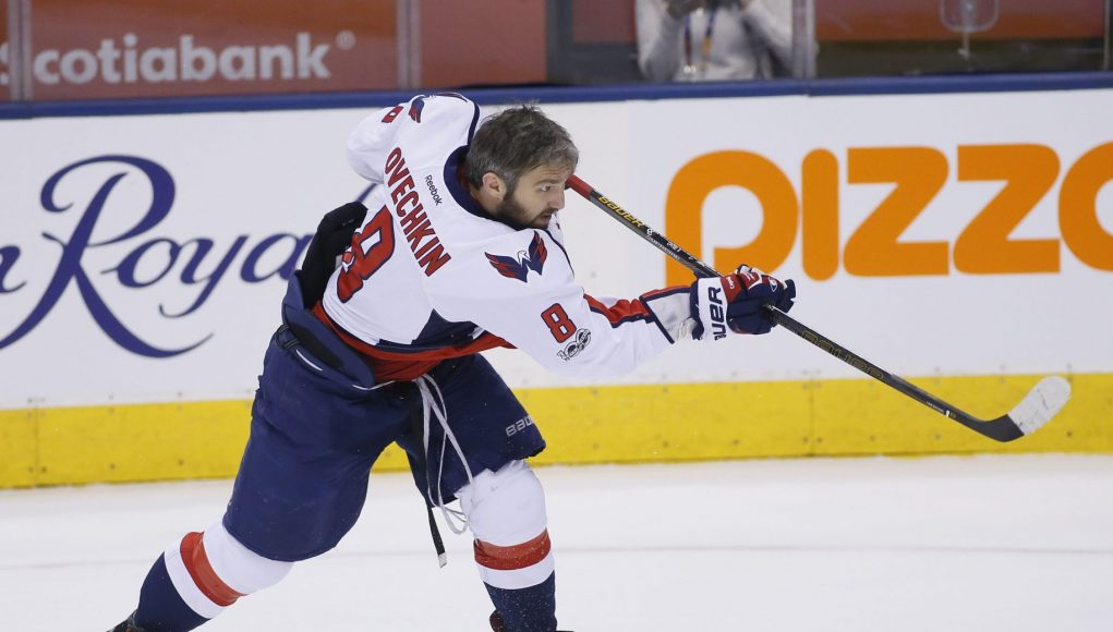 2017 Stanley Cup Playoffs First Round Preview: Is This Alex Ovechkin's Year? 1