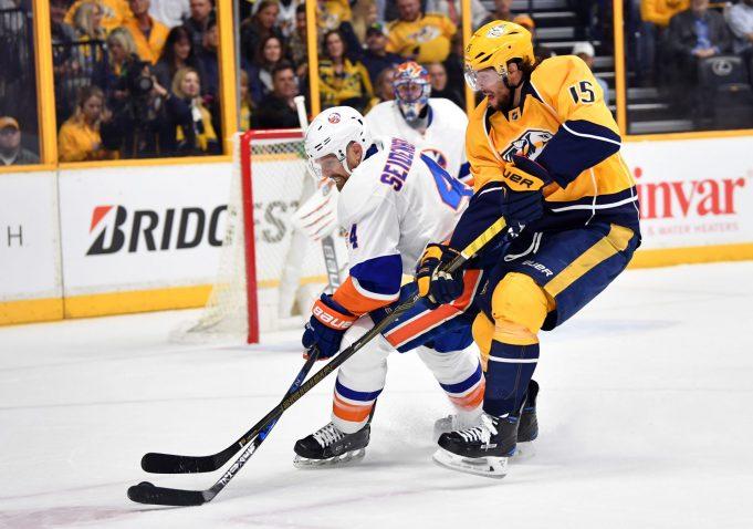 New York Islanders Extend Season With Overtime Win Over Predators