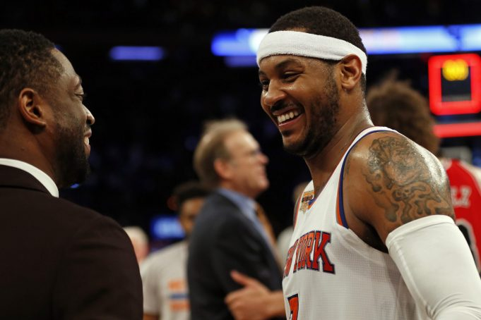 New York Knicks: Carmelo Anthony to the Los Angeles Clippers Makes Sense 1