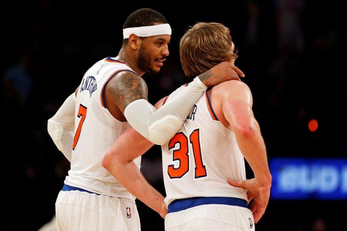 New York Knicks News Mix, 4/5/17: The Bulls Killed the Tank, Firing Phil Jackson