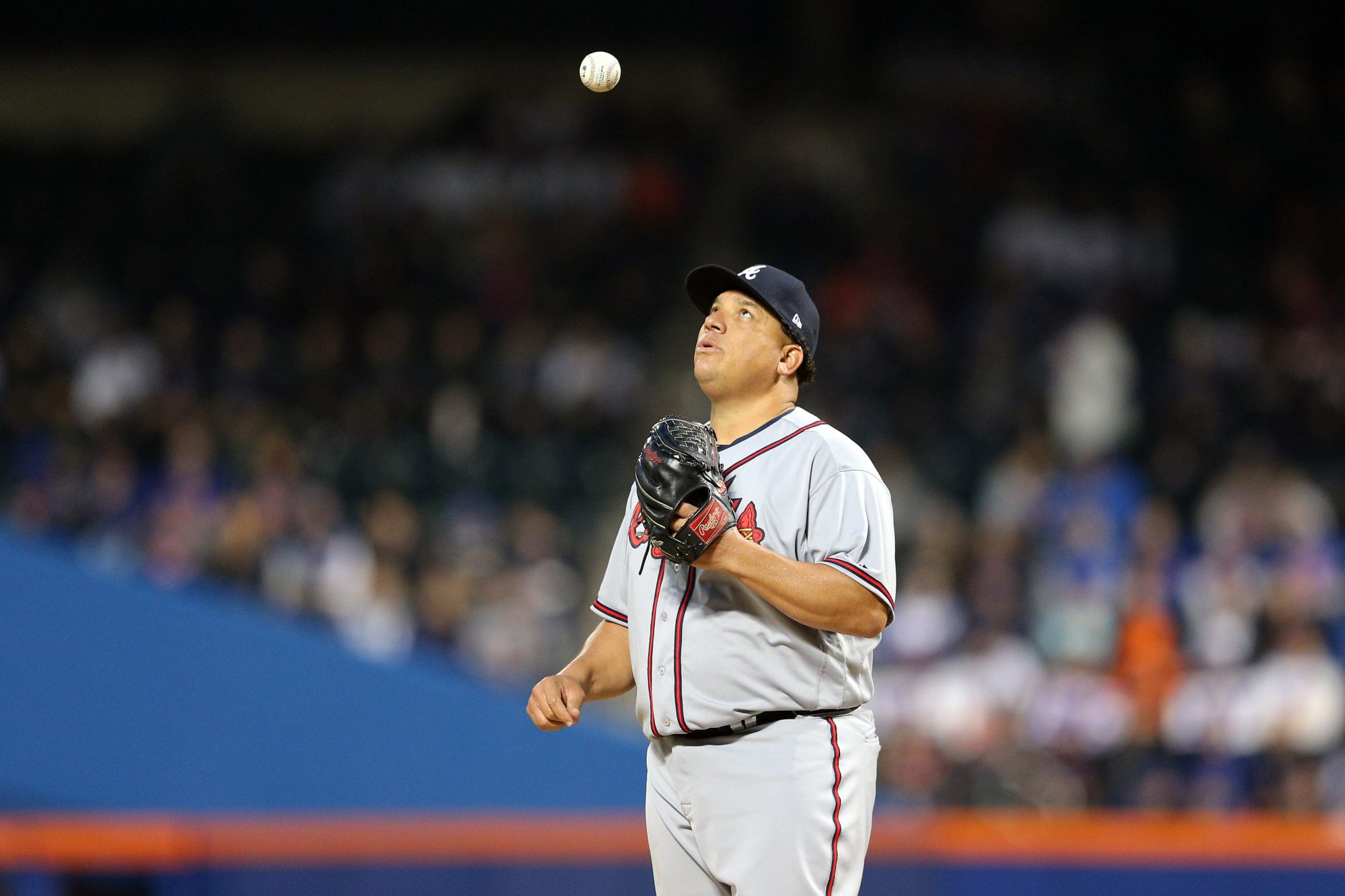 New York Mets Falter in Extra-Innings, 3-1, to Bartolo Colon, Atlanta Braves (Highlights)