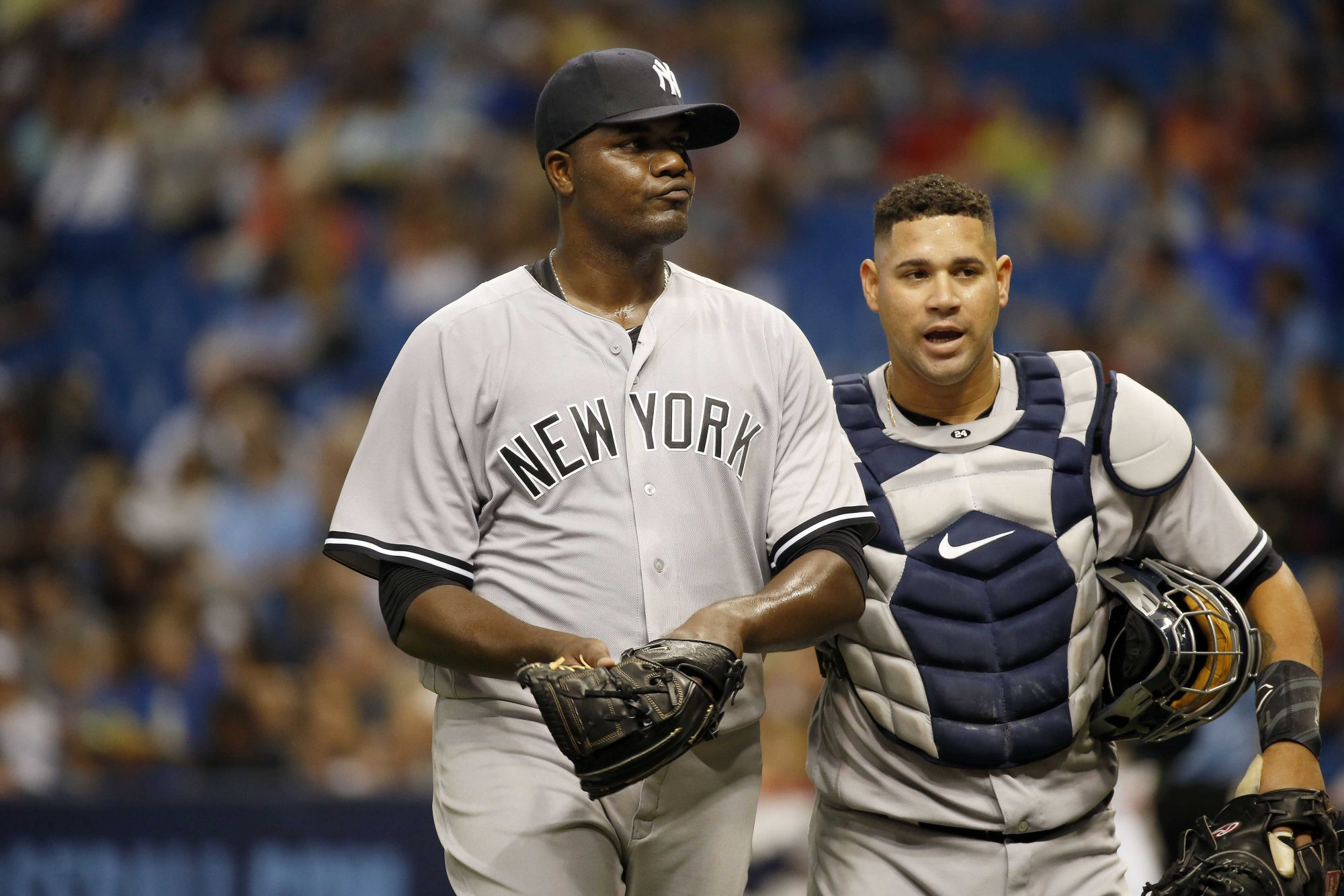 New York Yankees: 2016 Struggles are Carrying Over to This Season 2