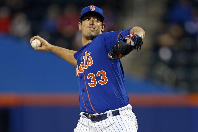 New York Mets: 2017 Matt Harvey 'Looks' Like the 2013 Version (Photo)