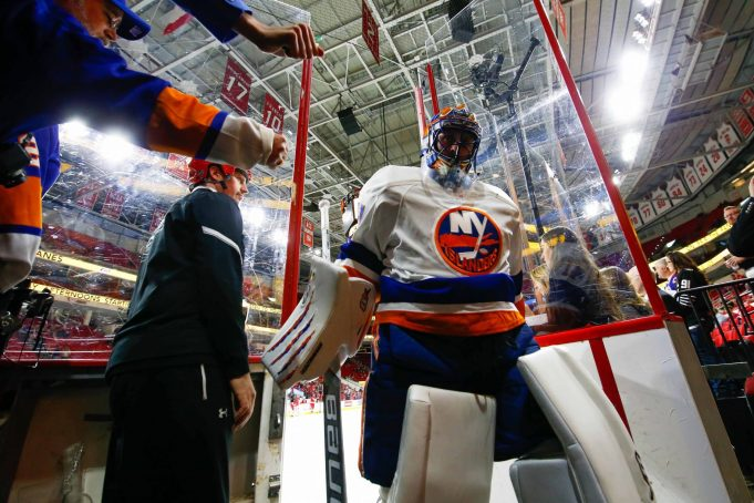ESNY's New York Islanders' Goaltending Review: Naming A Starter 2