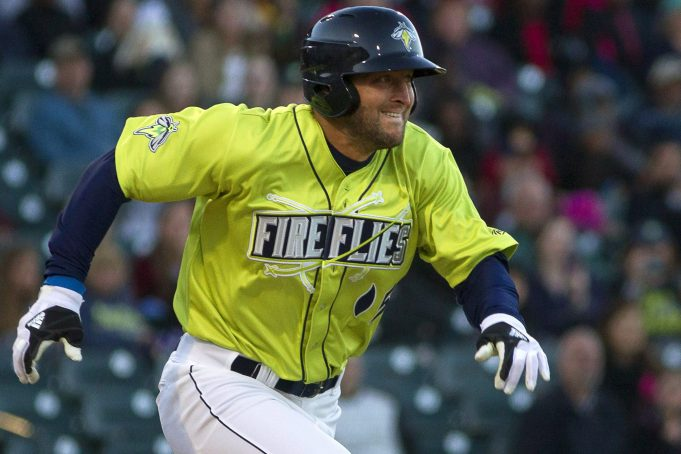 New York Mets' 'Prospect' Tim Tebow Homers Again: Is He Their Messiah?