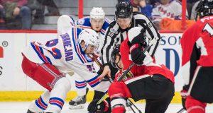 New York Rangers vs. Ottawa Senators Outlook: Offense (Part 1)
