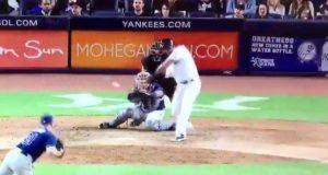 New York Yankees: Aaron Hicks Taking Full Advantage of Starting Spot Tonight (Video)