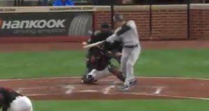 New York Yankees: Matt Holliday Blasts First Home Run This Season (Video)