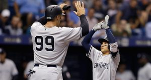 Ronald Torreyes Powers New York Yankees To First Win Of 2017 (Highlights)