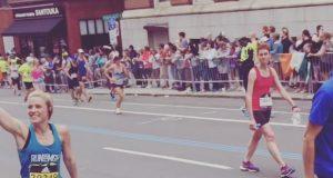 Q&A with New Yorker Katie Stettner on her Boston Marathon Experience 1