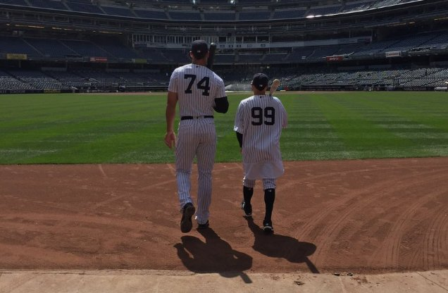 New York Yankees Bomber Buzz, 5/3/17: Latest On The 'Judge And Toe Show'