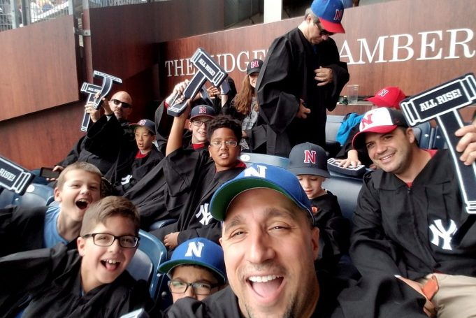 New York Yankees Surprise Little League Team With Incredible Experience 1