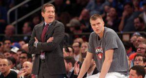 New York Knicks News Mix, 5/12/17: Hornacek on Porzingis, Calipari on Rose