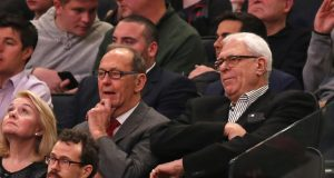 Phil Jackson Thinks the New York Knicks Are Good At What They Do