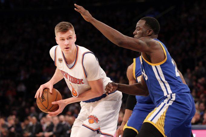 New York Knicks News Mix, 5/24/17: Porzingis Talk, Longstaff Update