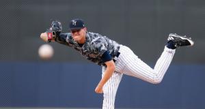 New York Yankees: Josh Rogers Is Lighting Tampa On Fire