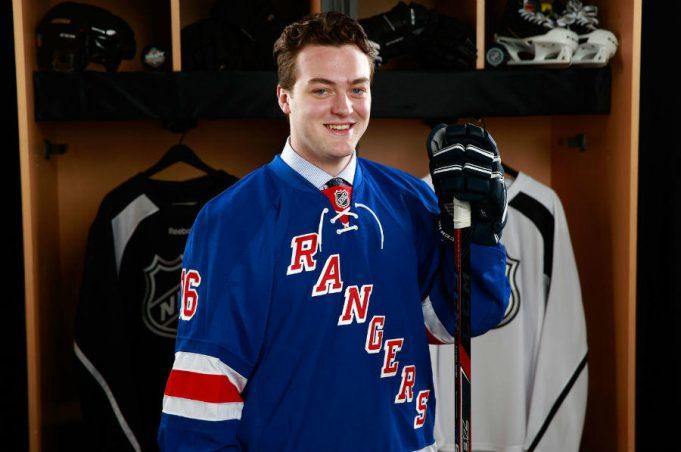 New York Rangers: Scouting The Future Blueshirts, Sean Day