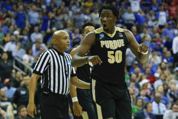 New York Knicks to Work Out Purdue's Caleb Swanigan (Report)