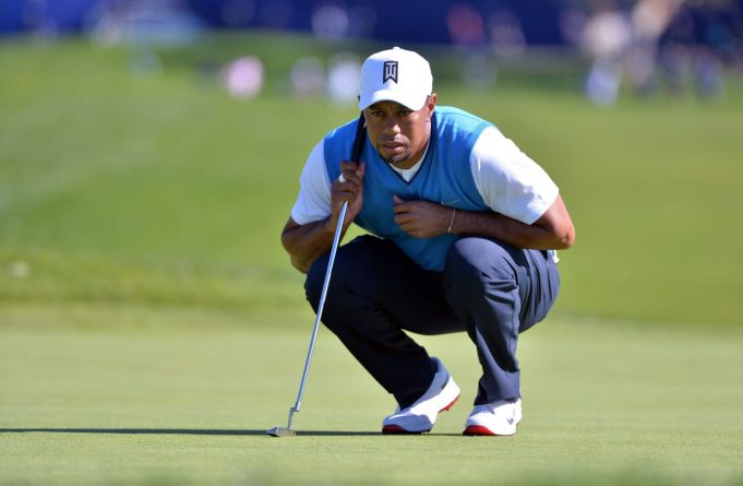 Tiger Woods Arrested on DUI Charges (Report) 1