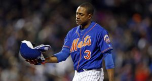 Curtis Granderson Gets the Boot in the New York Mets' Lineup Tonight