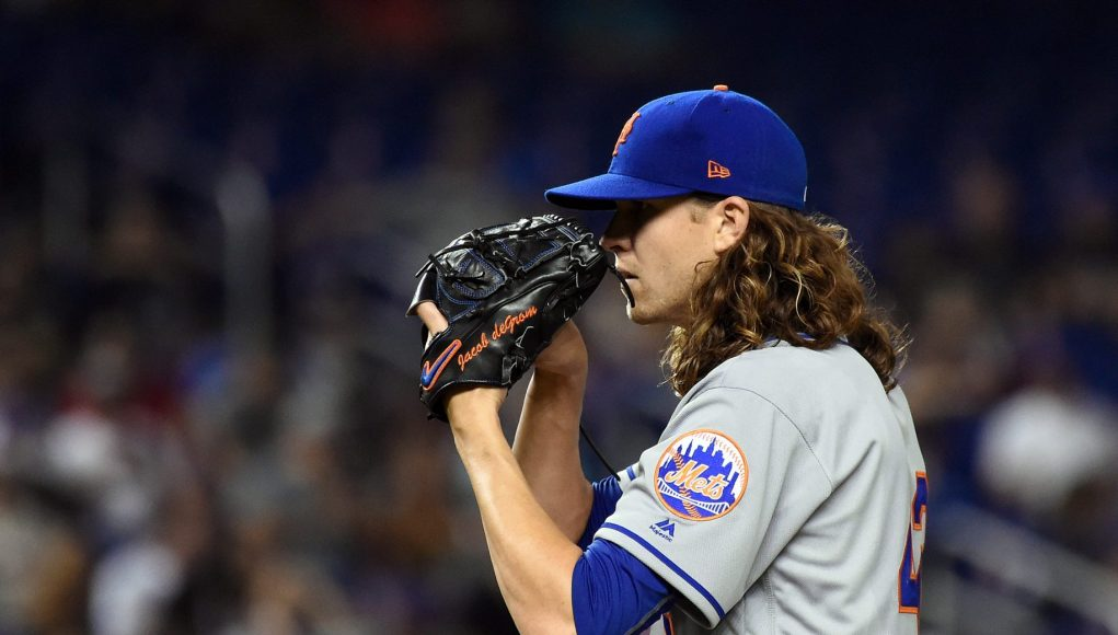 New York Mets: The Sexy Statistic Actually Hampering Jacob deGrom in 2017 3