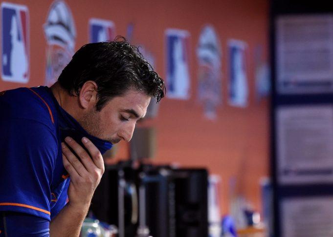 New York Mets: Matt Harvey Has Gone From Dark Knight to the Laughable Joker