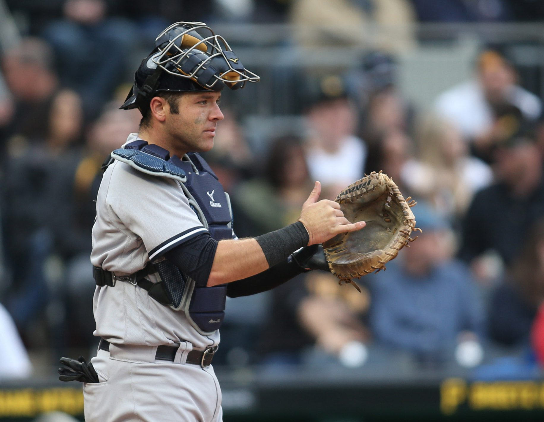 The Secret To New York Yankees Starters Success is Austin Romine