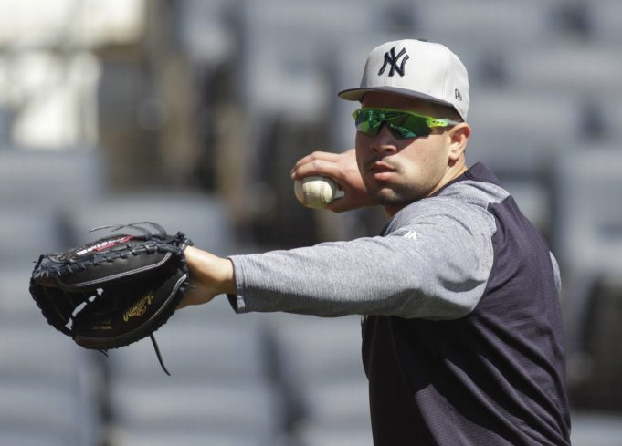 New York Yankees: Gary Sanchez Has The Arm But Where's The Accuracy?