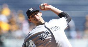 New York Yankees Turn To Jordan Montgomery To Take Series In Wrigley