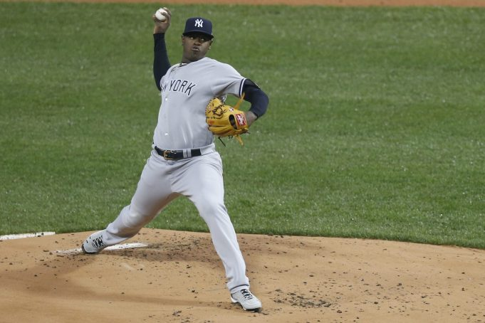 Luis Severino, New York Yankees Look To Sweep Cubs At Wrigley