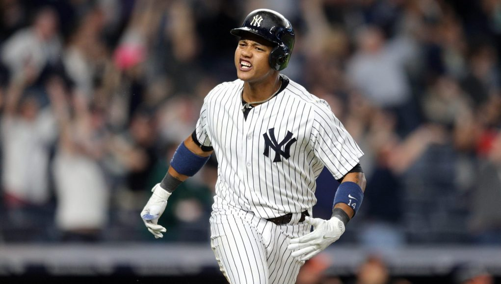 ESNY's New York Yankees Monthly Report Card: April 1