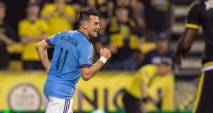 NYCFC Aim to Build Off Impressive Columbus Win on Sunday
