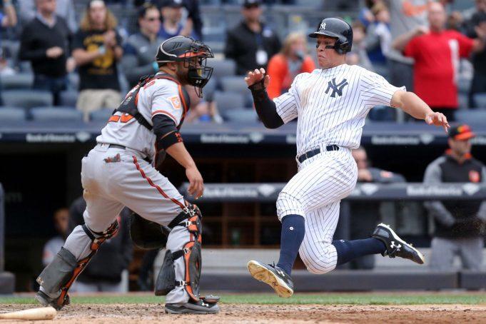 New York Yankees Crowd Starts 'MVP' Chant For Aaron Judge