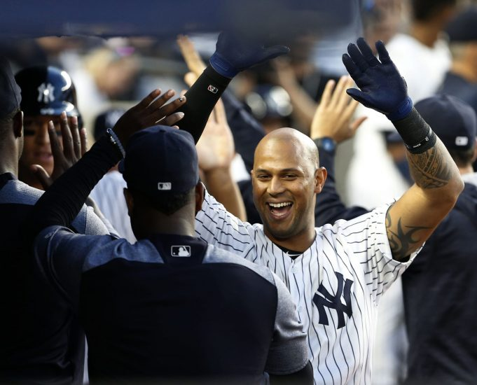 This Is The Aaron Hicks The New York Yankees Traded For