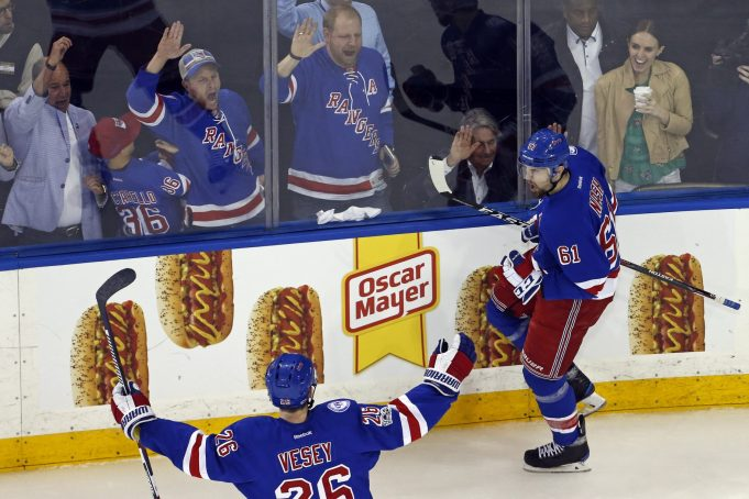 New York Rangers Dominate Game 3 with 4-1 Victory Over Ottawa Senators (Highlights)