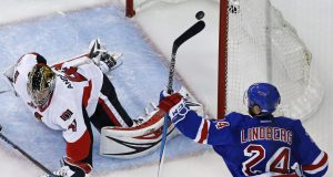 New York Rangers Need to Get Creative to Avoid Losing Oscar Lindberg to Expansion