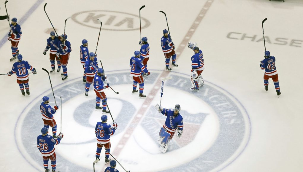The Gut-Wrenching Epic Way: The Henrik Lundqvist New York Rangers